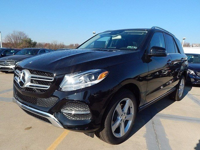 New 2017 mercedes benz gle gle350 4matic sport utility in for Mercedes benz of flemington
