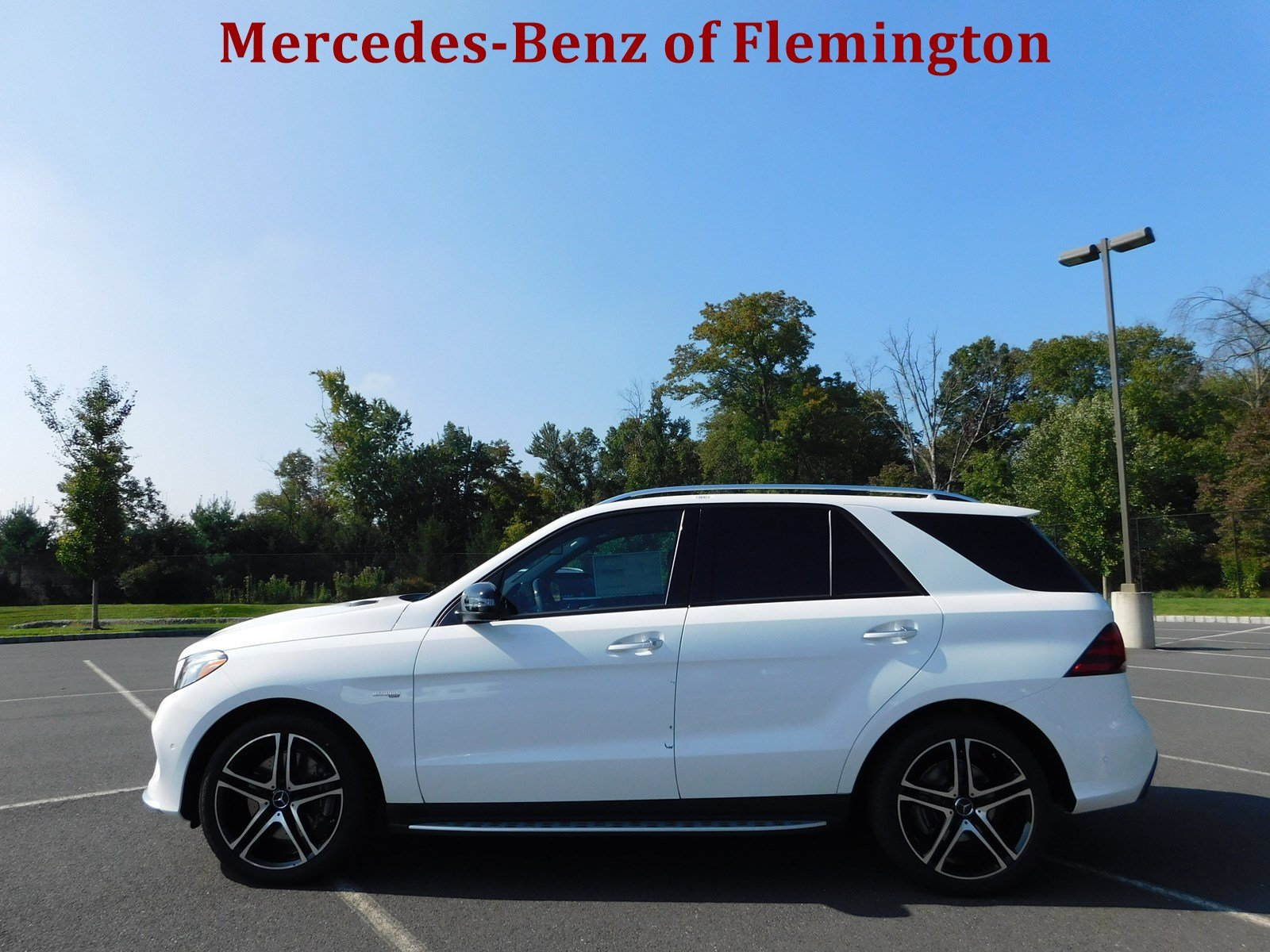 New 2018 mercedes benz gle amg gle 43 suv suv in for Mercedes benz of flemington