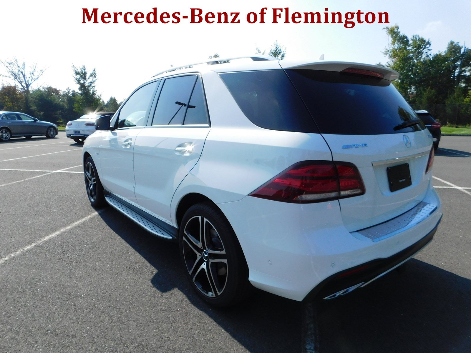 New 2018 mercedes benz gle amg gle 43 suv suv in for Flemington mercedes benz