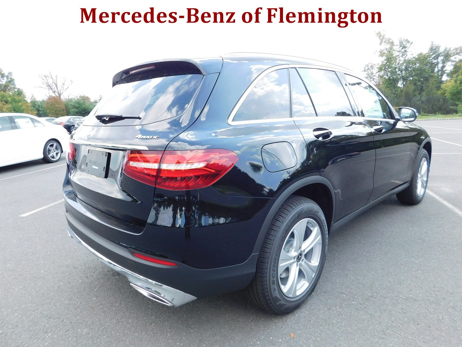 New 2018 mercedes benz glc glc 300 suv in flemington for Mercedes benz of flemington
