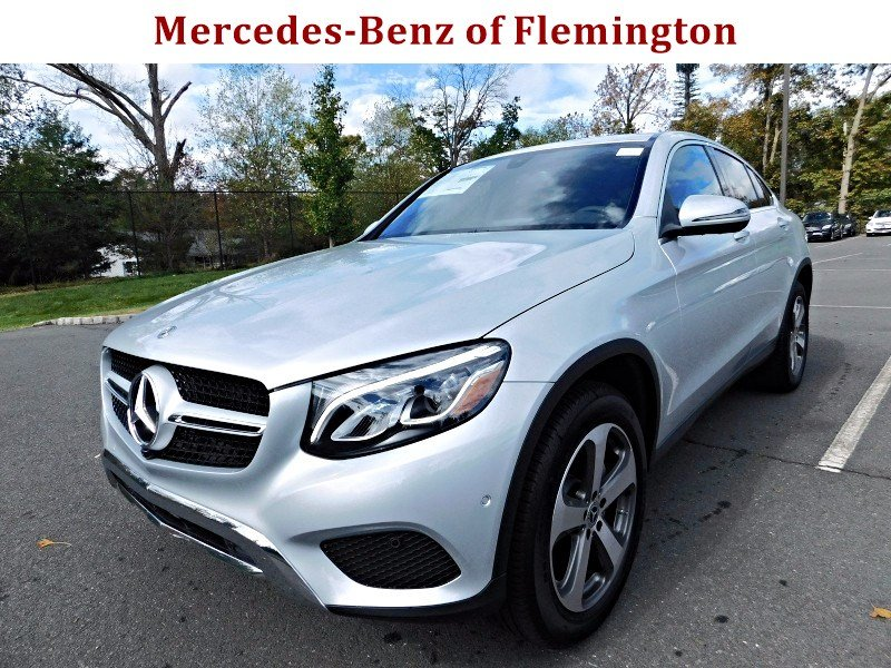 New 2018 mercedes benz glc glc 300 coupe in flemington for Mercedes benz of flemington