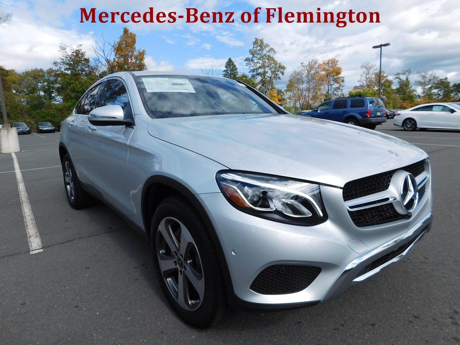 new 2018 mercedes benz glc glc 300 coupe in flemington On flemington mercedes benz