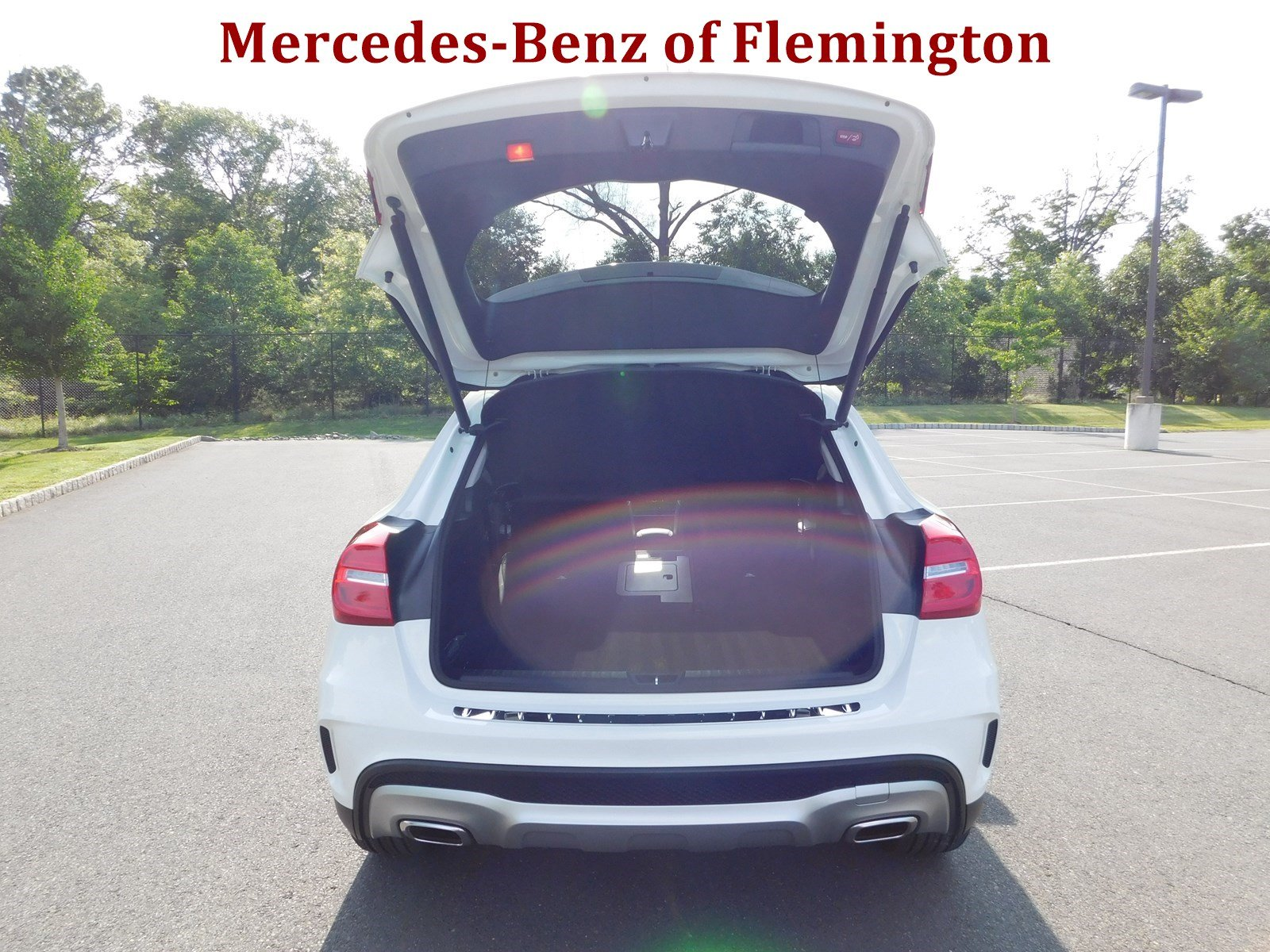 Certified pre owned 2015 mercedes benz gla gla 250 sport for Flemington mercedes benz