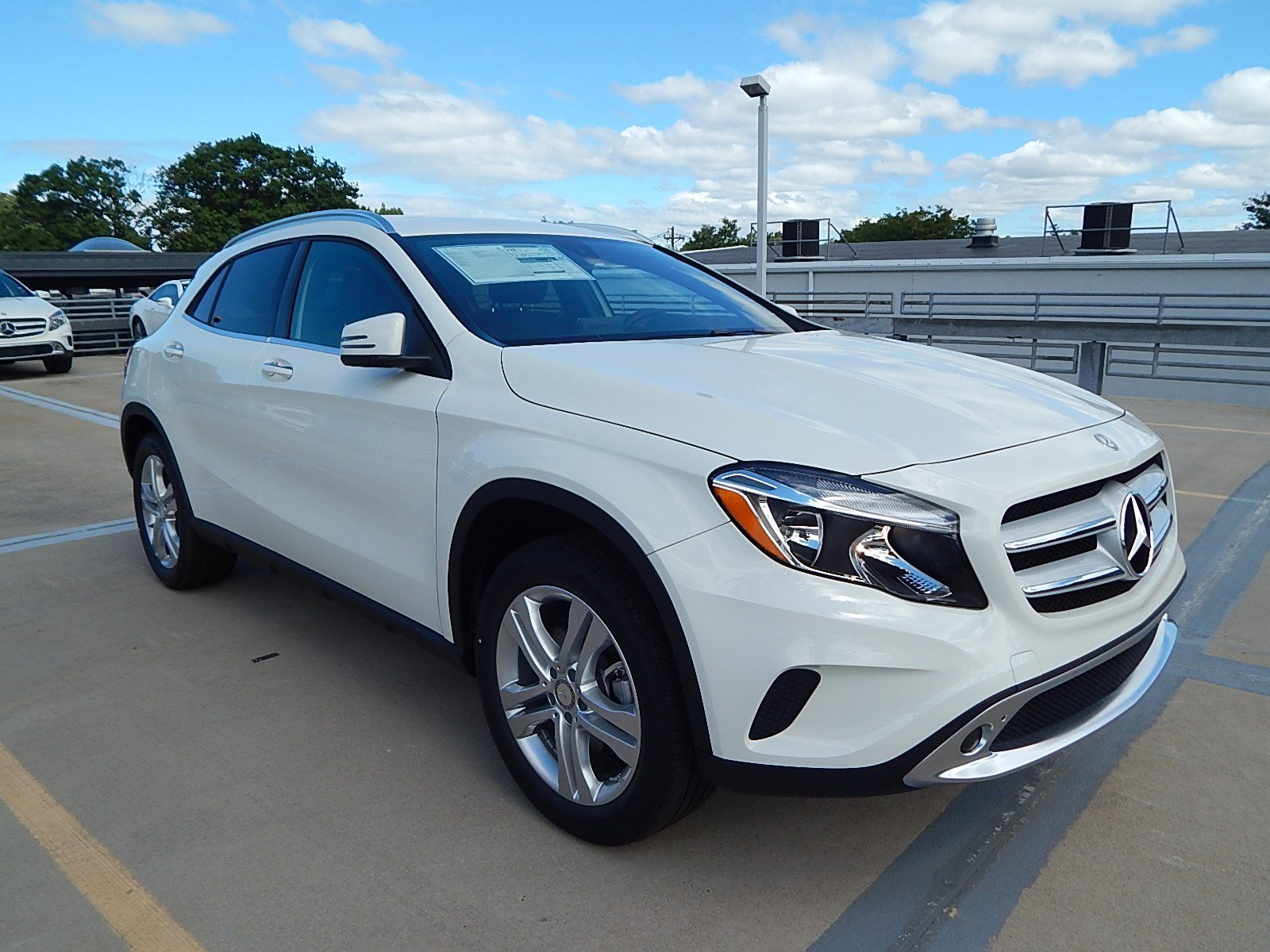 New 2017 mercedes benz gla gla250 4matic sport utility in for Mercedes benz of flemington