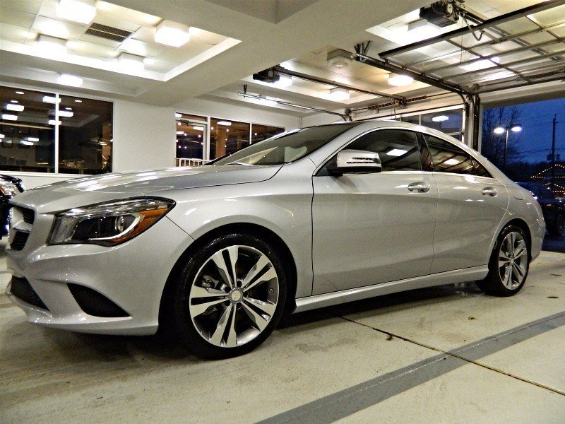 Pre owned 2015 mercedes benz cla cla 250 4matic coupe in for Flemington mercedes benz