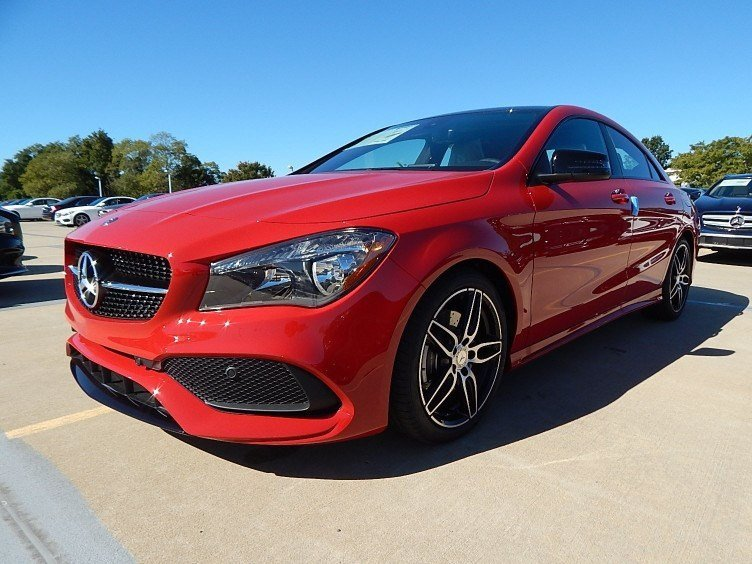 new 2017 mercedes benz cla cla 250 4matic coupe in flemington n170249 mercedes benz of. Black Bedroom Furniture Sets. Home Design Ideas