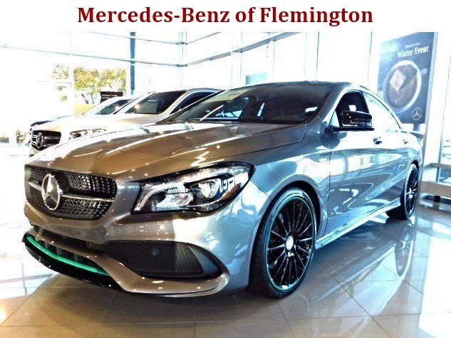 New 2017 MercedesBenz CLA CLA 250 Coupe in Flemington HN427887