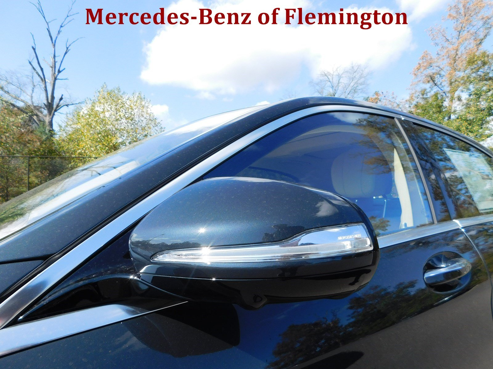 New 2018 mercedes benz s class s 560 sedan in flemington for Mercedes benz of flemington