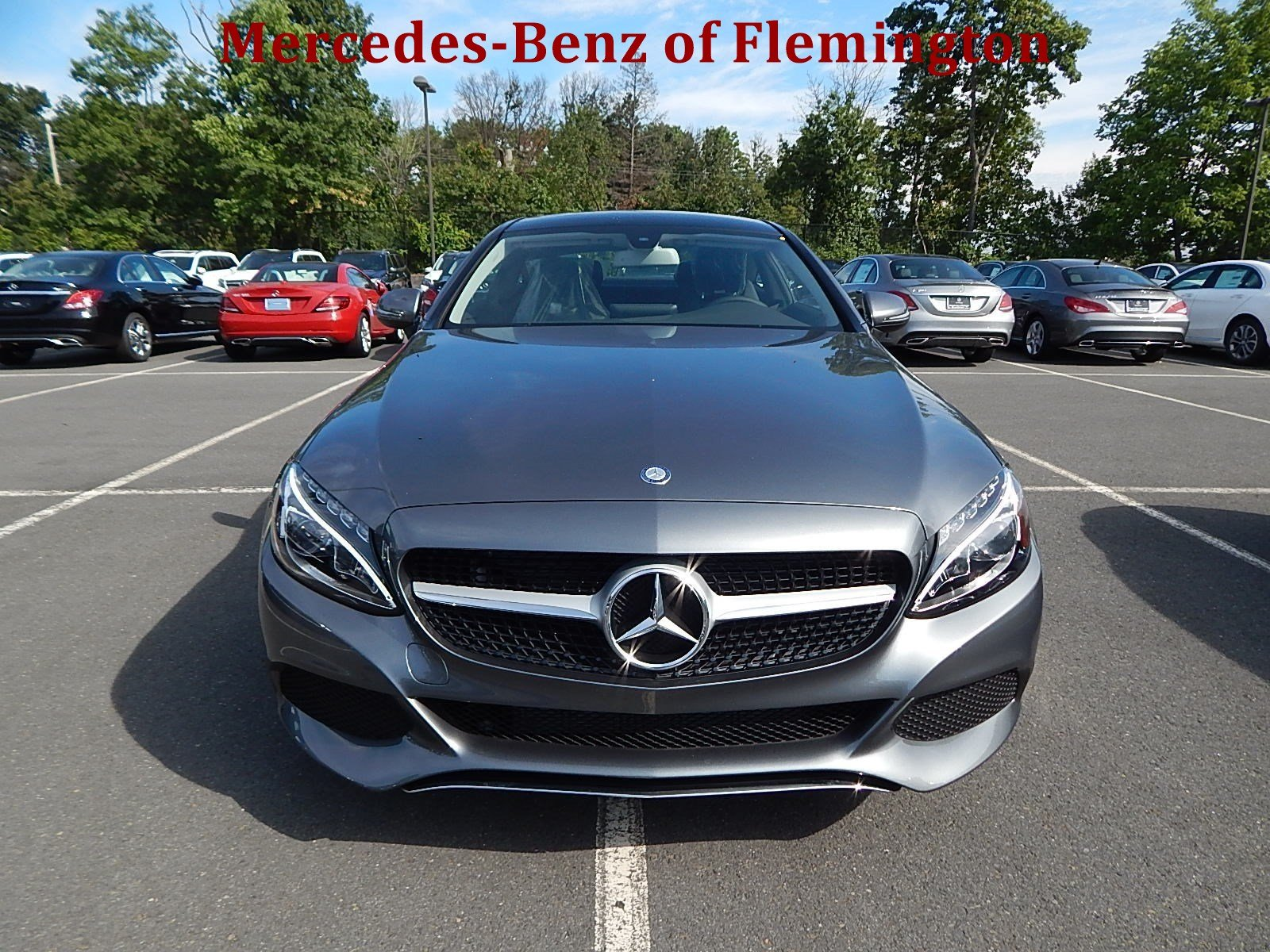 new 2017 mercedes benz c class c 300 coupe in flemington
