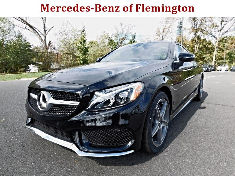 New 2018 mercedes benz c class c 300 sport coupe in for Schedule c service mercedes benz