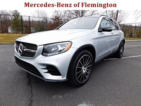 New mercedes benz glc in flemington mercedes benz of for Mercedes benz flemington nj